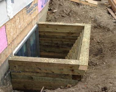 Basement Window Wells Installation Calgary | Basement